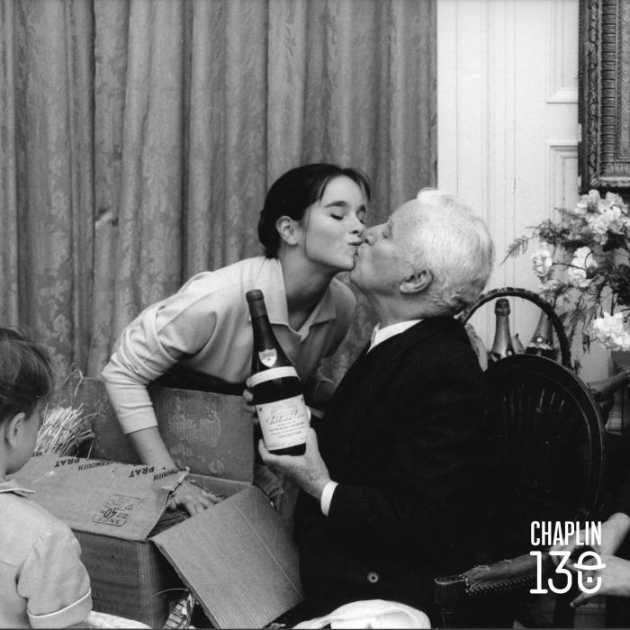 Programme - Chaplin's 130th birthday celebrations